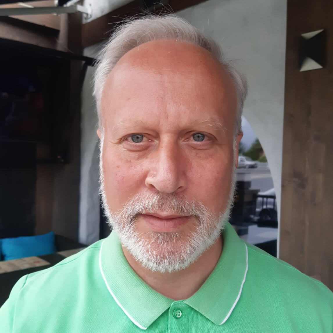Volodymyr G. PALANT