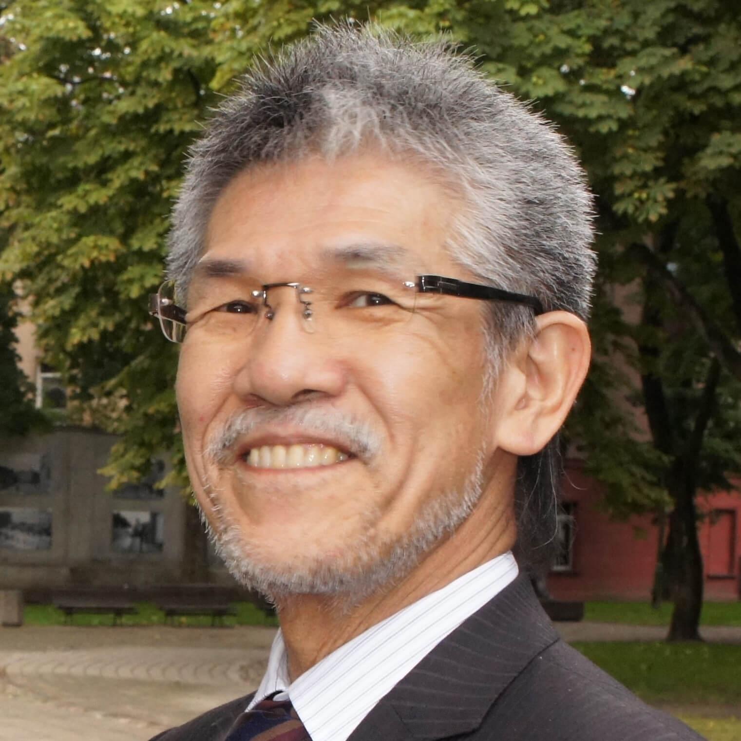 Prof. Dr. Tadashi SHIMIZU, MD